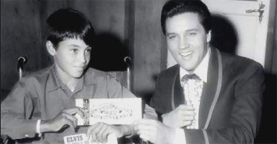 Elvis Presley held Gospel music incredibly close to his heart and spent much of his successful career praising the Lord Youll love this rare live vintage performance of Elvis singing Peace in the Valley on the Ed Sullivan show
