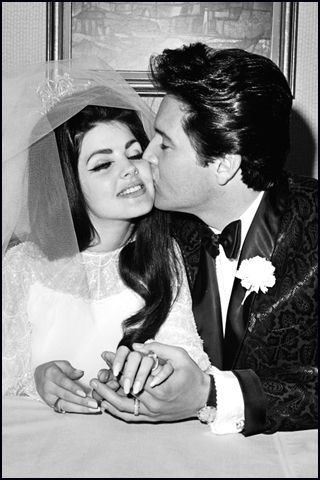 An Elvis & Priscilla Presley Wedding Scrapbook... - Page ...